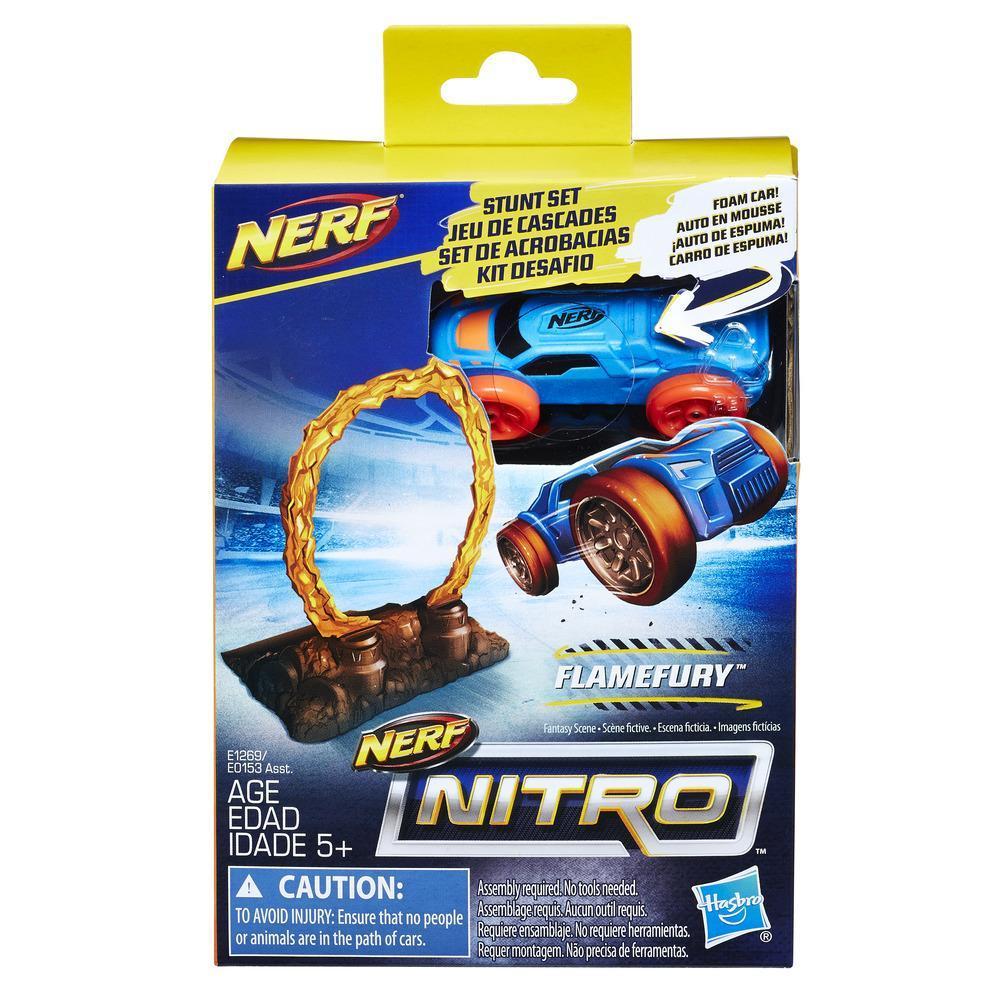 Nerf Nitro - Jeu de cascade FlameFury