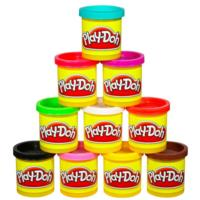 PLAY-DOH - Ensemble de couleurs