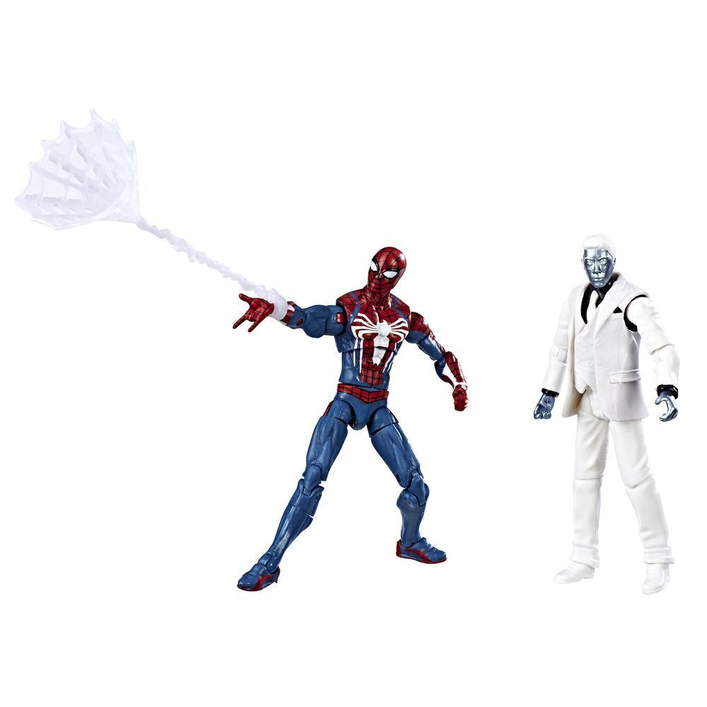 Marvel Gamerverse Spider-Man - Duo Spider-Man contre Mister Negative