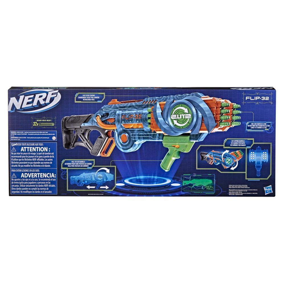 Nerf Elite 2.0 Flipshots Flip-32