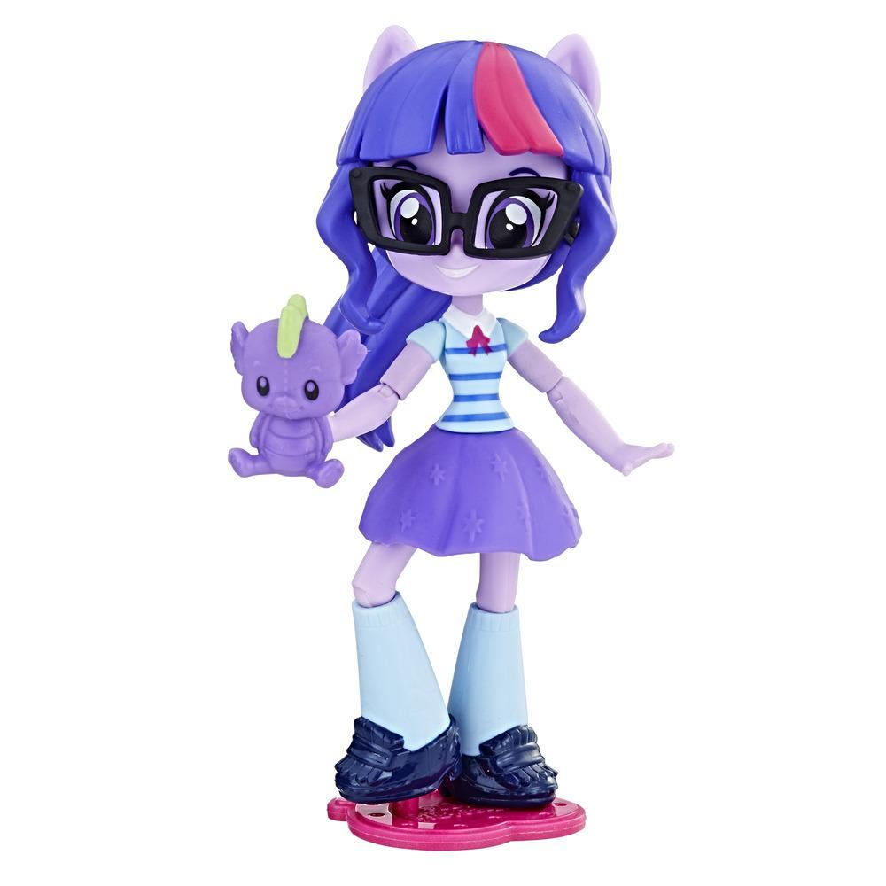 My Little Pony Equestria Girls - Collection Parc d'attractions avec Twilight Sparkle