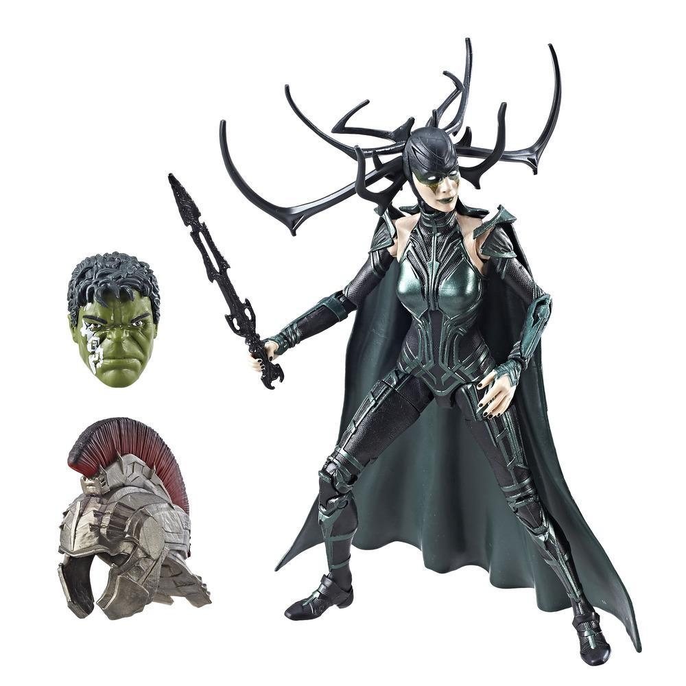 Marvel Best of Legends Series - Figurine Marvel's Hela de 15 cm