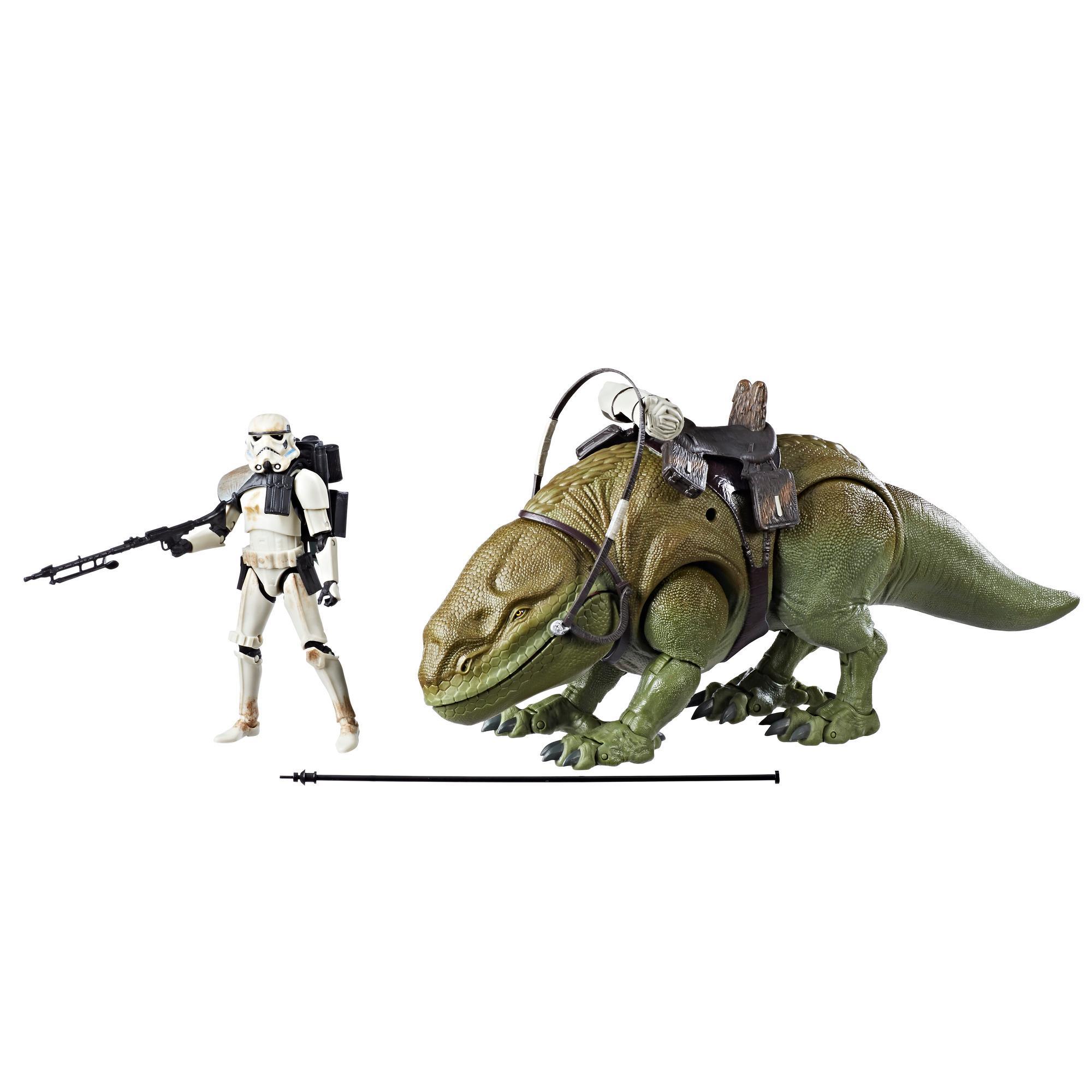 Star Wars Série noire - Dewback et Sandtrooper