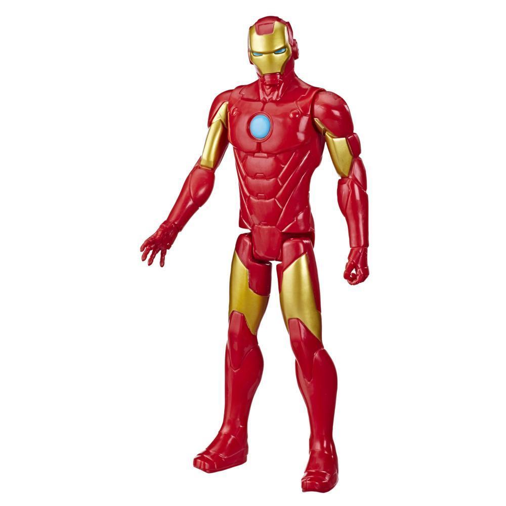 Marvel Avengers Titan Hero Series - Figurine Iron Man