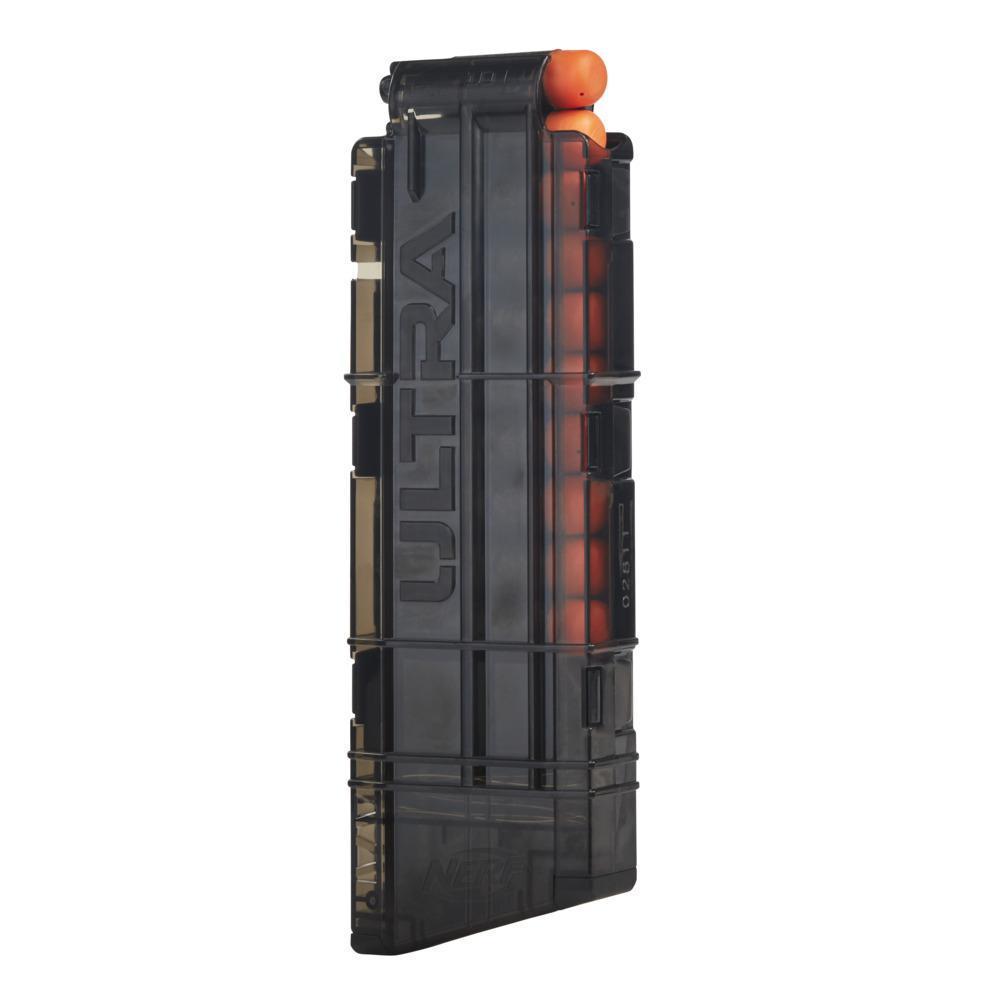 Nerf Ultra, recharge de 10 fléchettes Nerf Ultra avec chargeur, compatibles uniquement avec les blasters Nerf Ultra