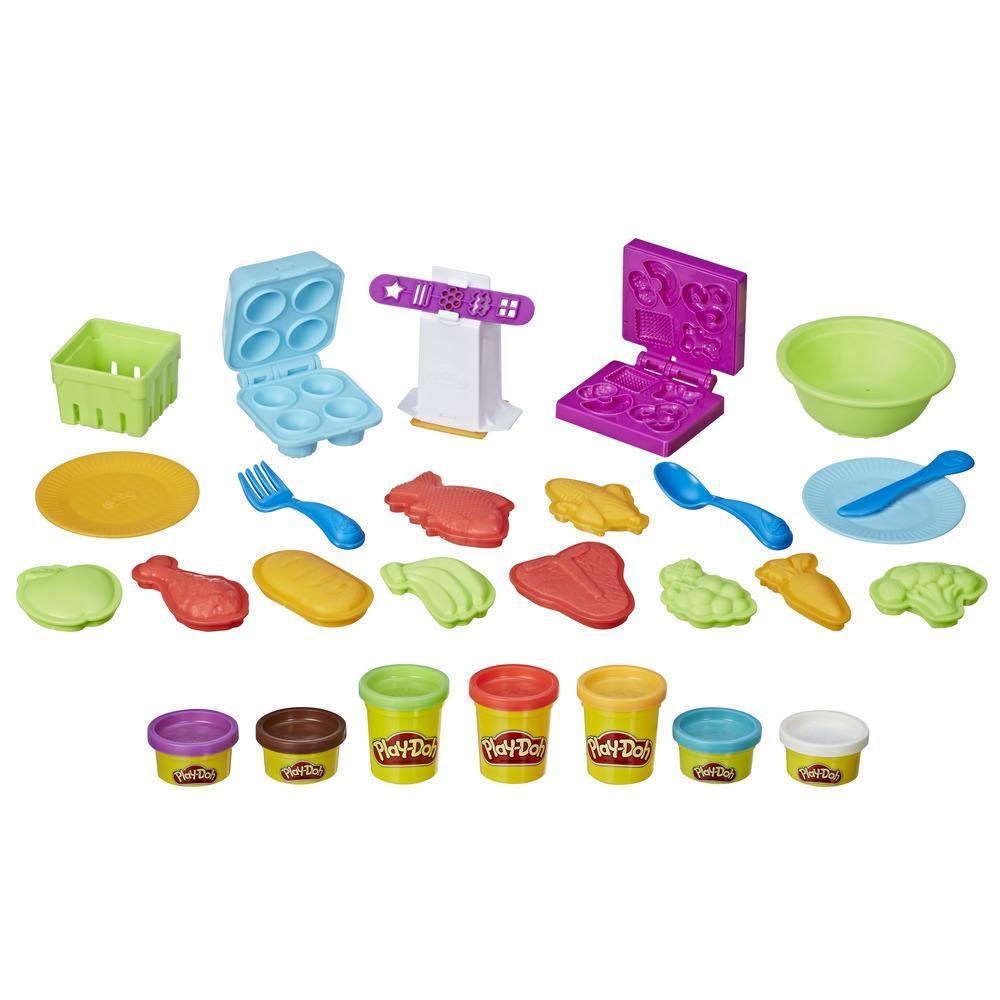 Play-Doh Kitchen Creations - Épicerie créative