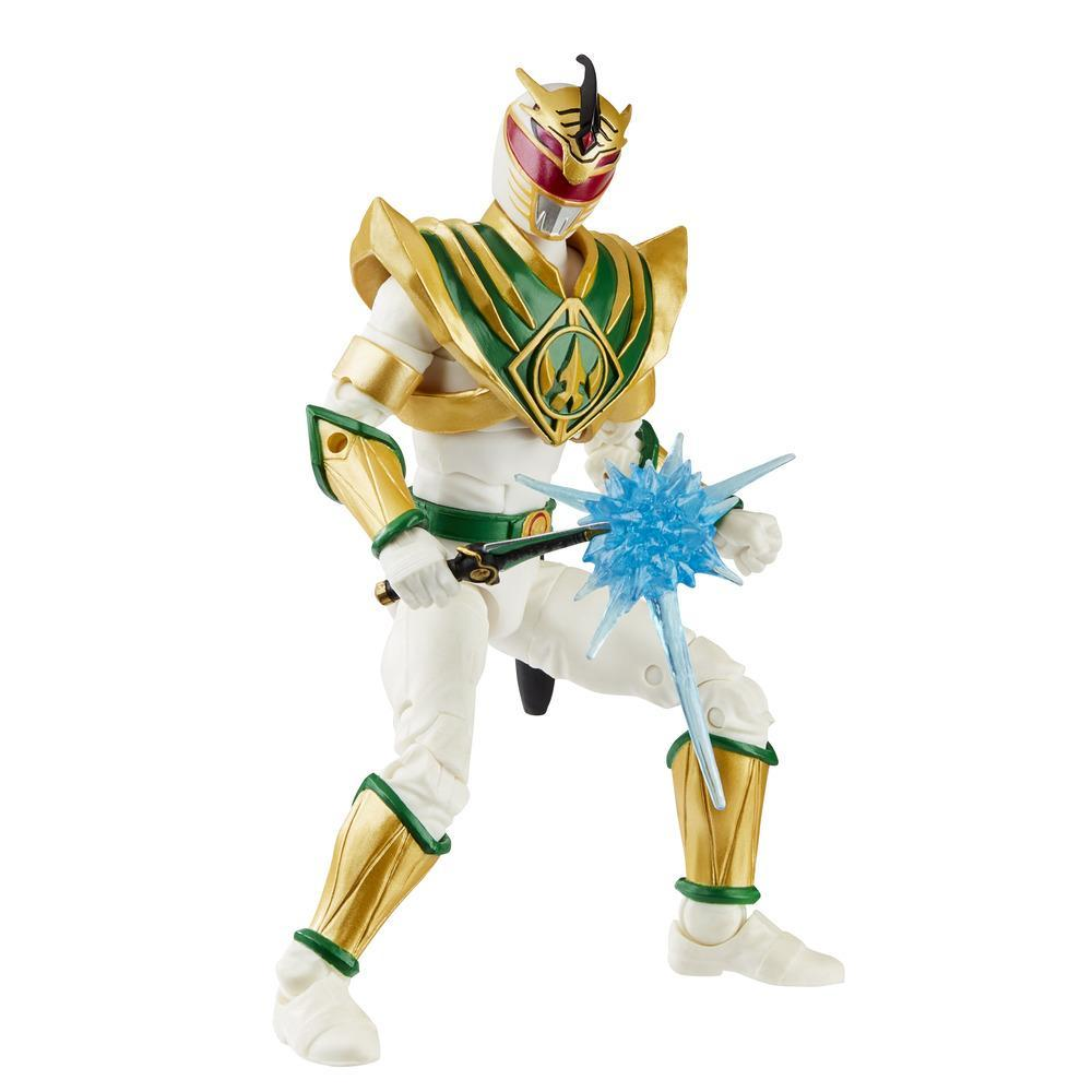 Power Rangers Lightning Collection - Figurine jouet de collection Mighty Morphin Lord Drakkon de 15 cm avec accessoires