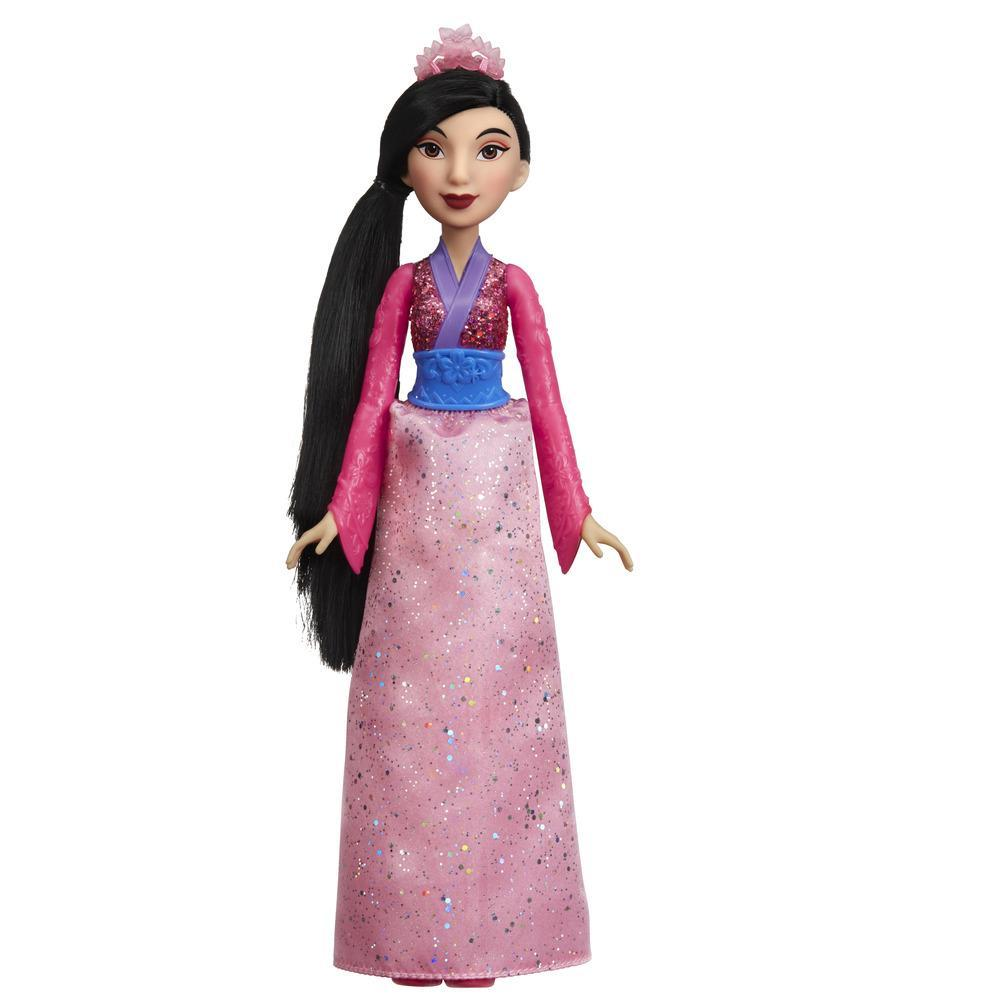 Disney Princess Royal Shimmer - Poupée Mulan