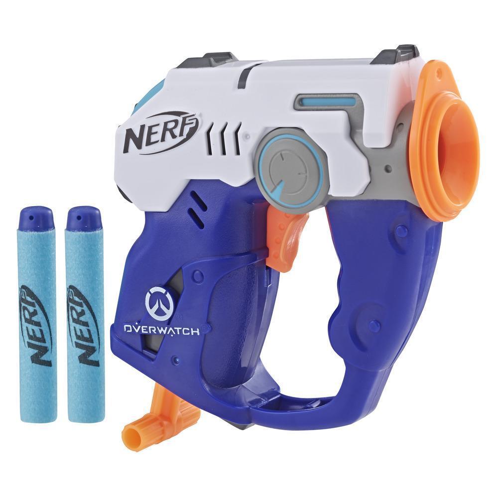 Nerf MicroShots Overwatch - Minifoudroyeur Tracer