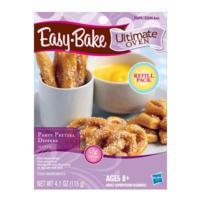 Mélanges à Trempette et bretzels festifs pour le Four de rêve EASY-BAKE