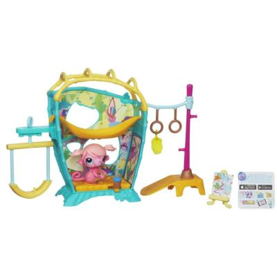 Littlest Pet Shop - Magic Motion Minka Mark Studio d'art