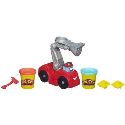 Play-Doh Diggin' Rigs - Boomer le camion de pompiers