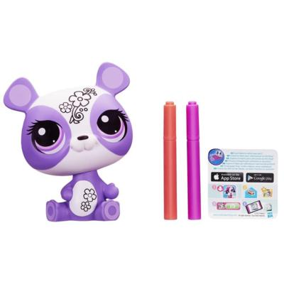 Littlest Pet Shop Deco Pets - Figurine Penny Ling