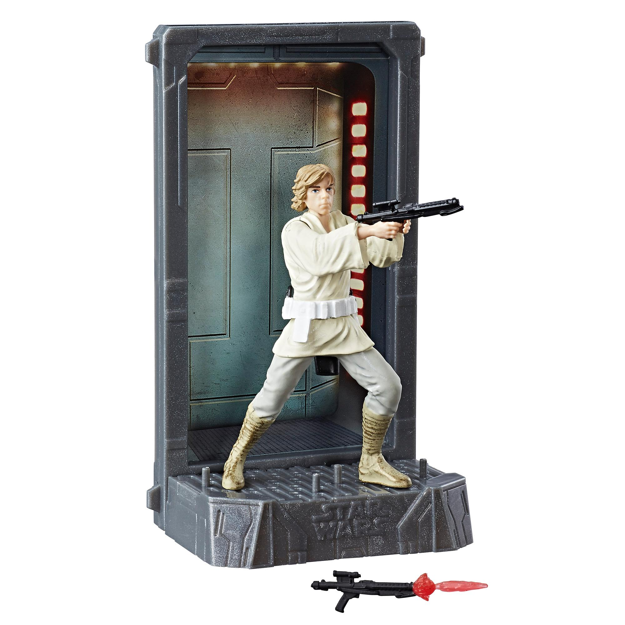 Star Wars Série Noire Titanium–Luke Skywalker