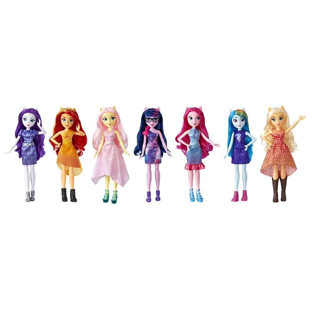 My Little Pony Equestria Girls - Ensemble Fête de l'amitié