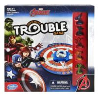 Marvel Avengers Trouble