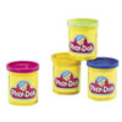 PlayDoh - PAQUET DE 4 POTS