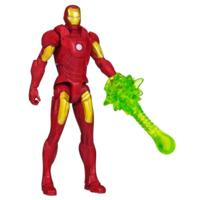 MARVEL IRON MAN  - Assortiment de figurines vedettes de 9,5 cm