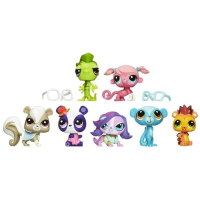 Littlest Pet Shop - Collection animaux à la mode