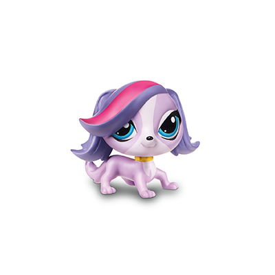 Littlest Pet Shop - Figurine de Zoe Trent