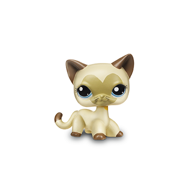 Littlest Pet Shop - Figurine de chat