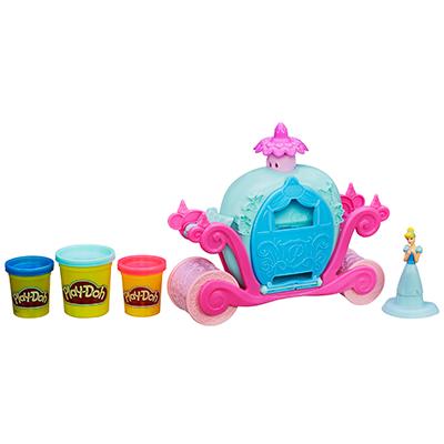 Play-Doh - Carrosse magique avec Cendrillon