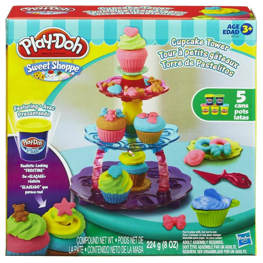 Play-Doh Sweet Shoppe - Tour à petits gâteaux