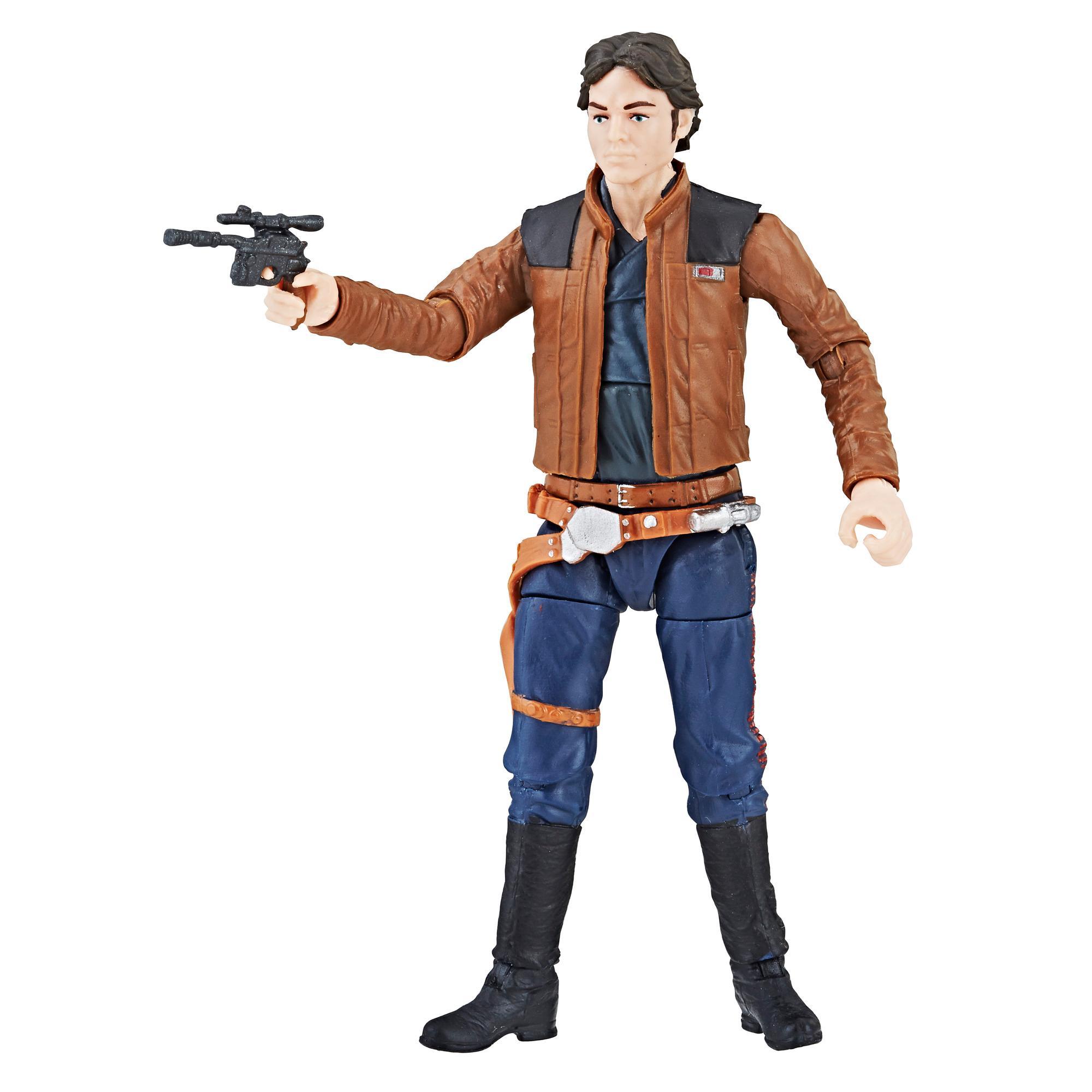 Star Wars - Collection Vintage - Figurine Han Solo de 9,5 cm