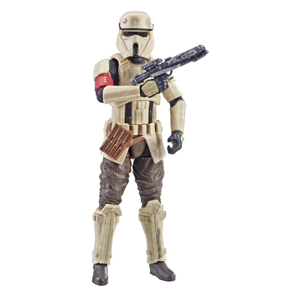 Star Wars Collection Vintage - Figurine de stormtrooper de Scarif de 9,5 cm