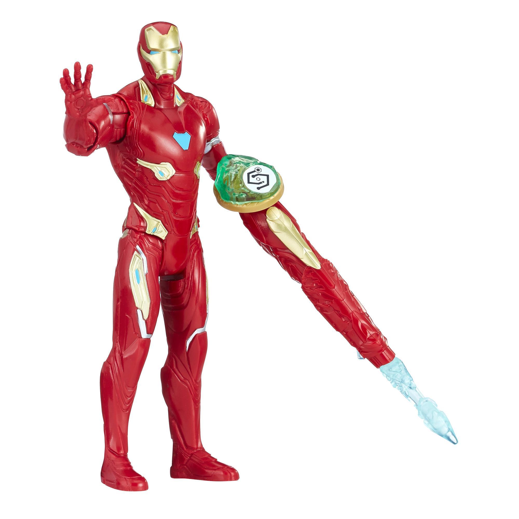 Marvel Avengers: Infinity War - Iron Man avec Pierre d'infinité