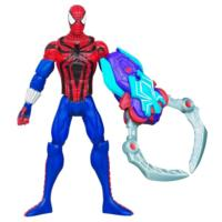 THE AMAZING SPIDER-MAN Assortiment de figurines de 9,5 cm MISSION SPIDEY