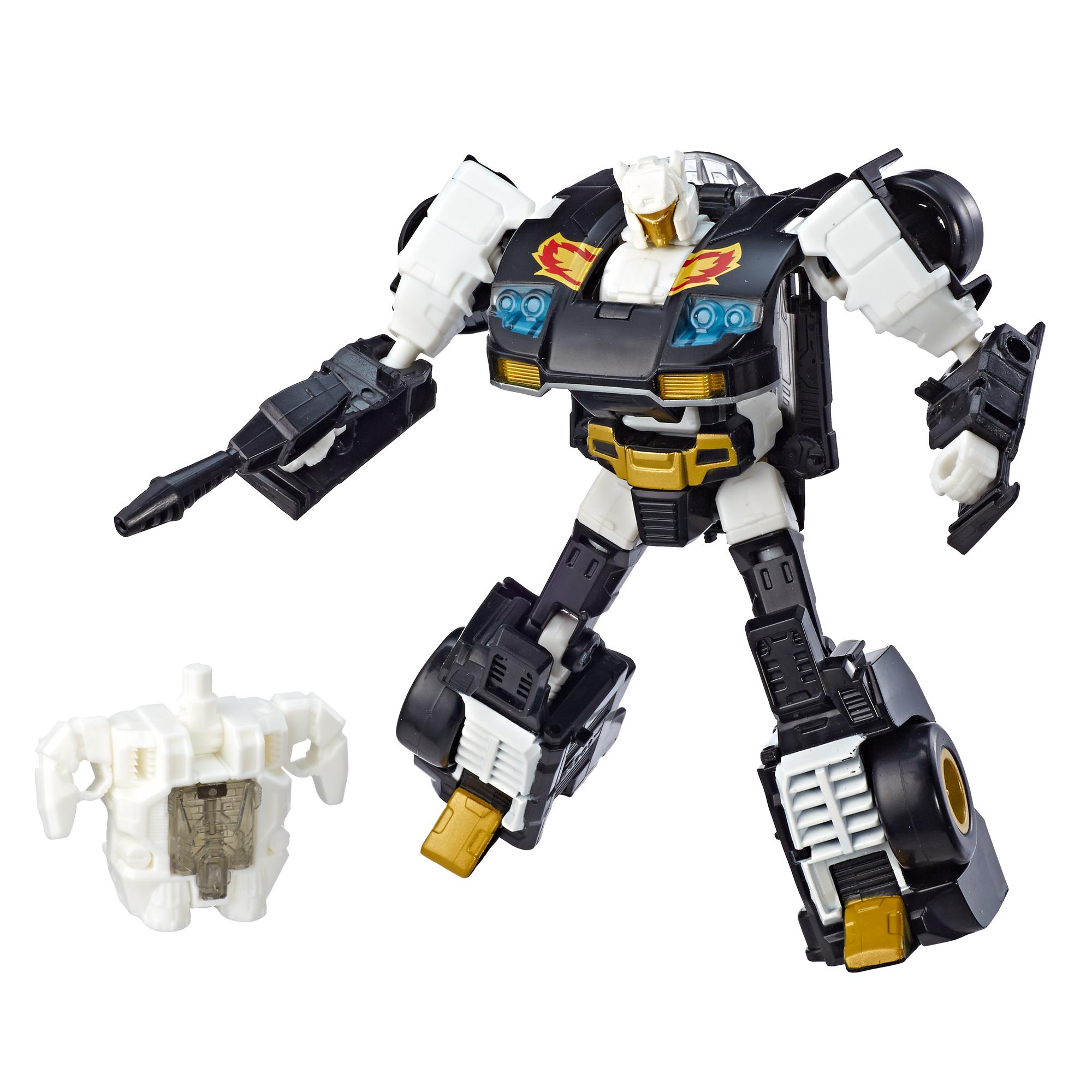 Transformers Generations Selects Ricochet, figurine Power of the Primes classe de luxe
