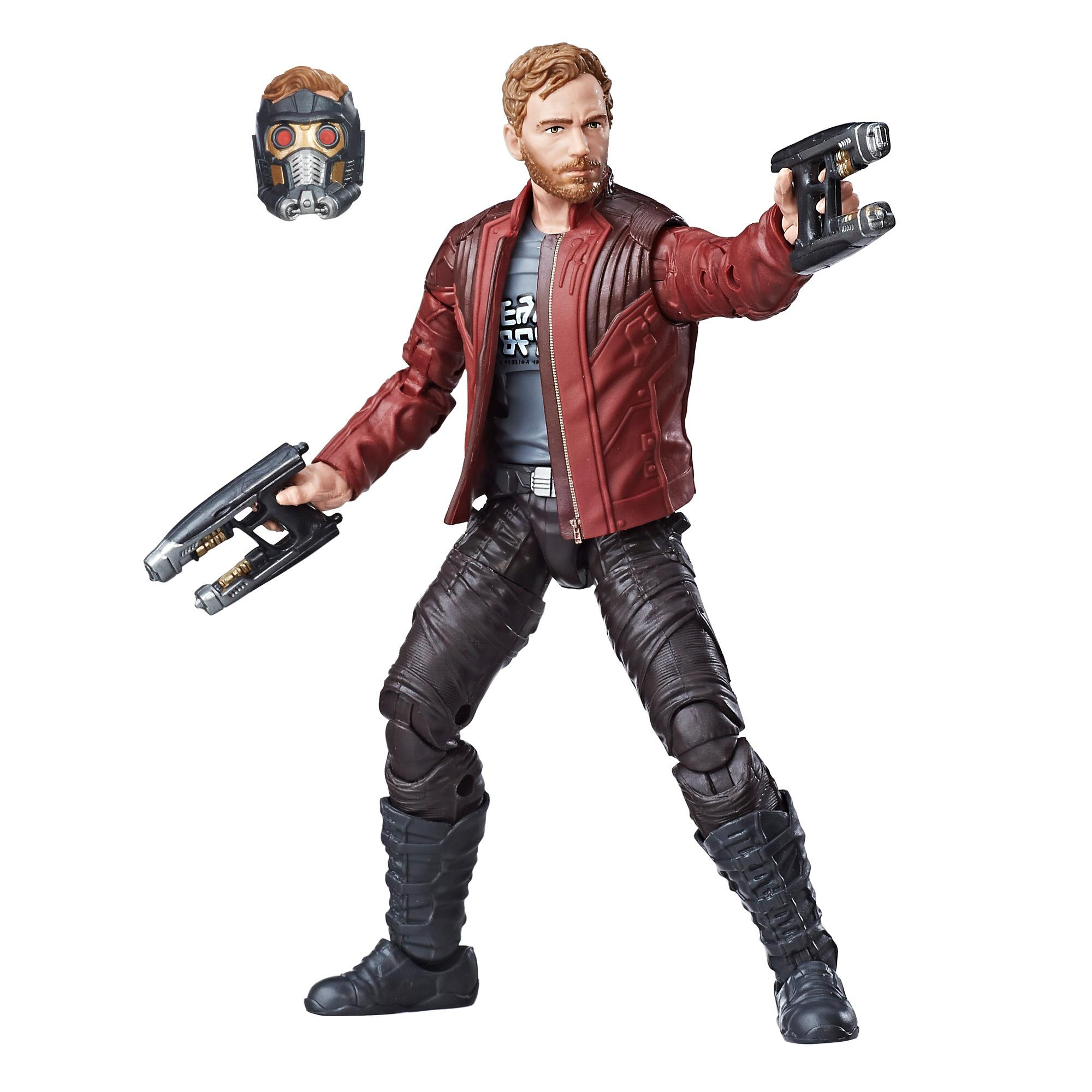 Marvel Guardians of the Galaxy Legends Series - Figurine Star-Lord de 15 cm