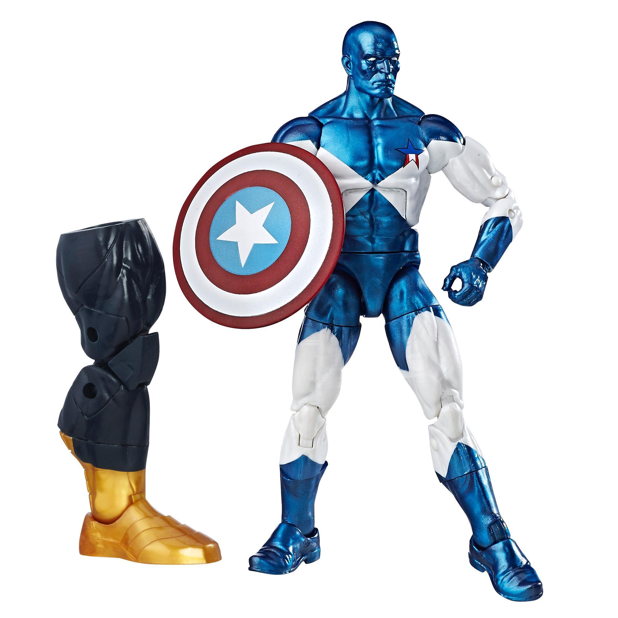 Marvel Guardians of the Galaxy Legends Series - Figurine Vance Astro de 15 cm