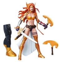 Marvel Guardians of the Galaxy Legends Series - Figurine Marvel's Angela de 15 cm