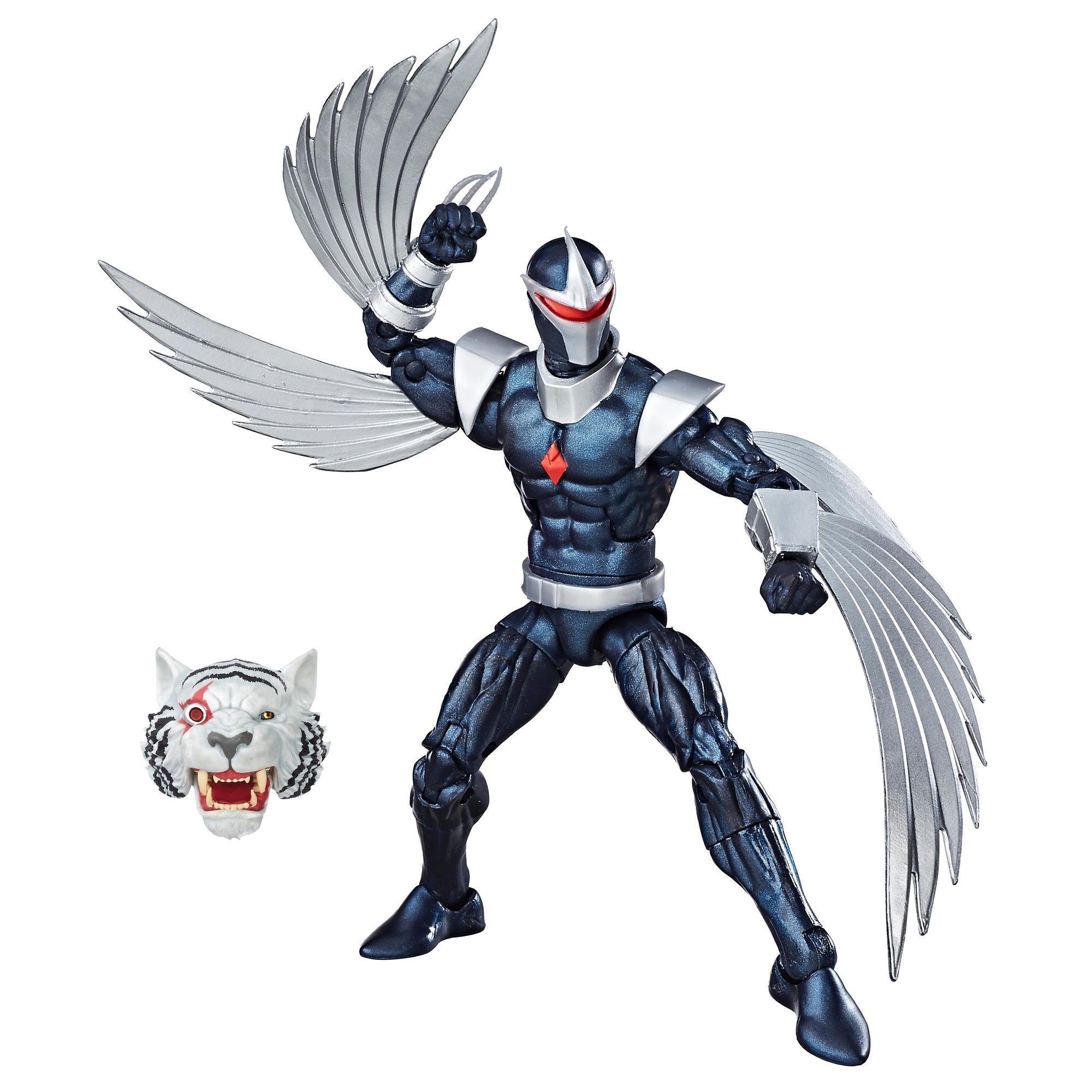 Marvel Guardians of the Galaxy Legends Series - Figurine Darkhawk de 15 cm