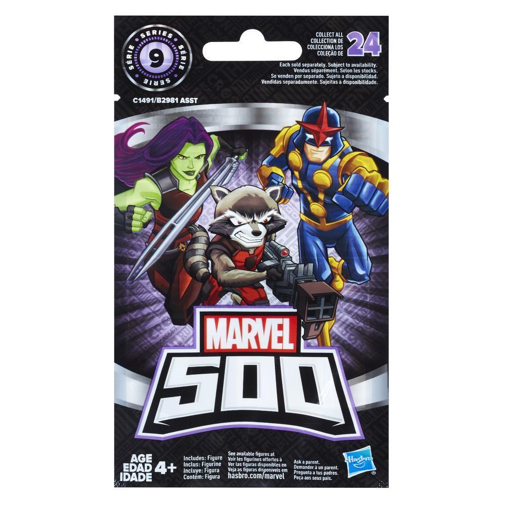 Marvel 500 - Sacs surprises Série 9