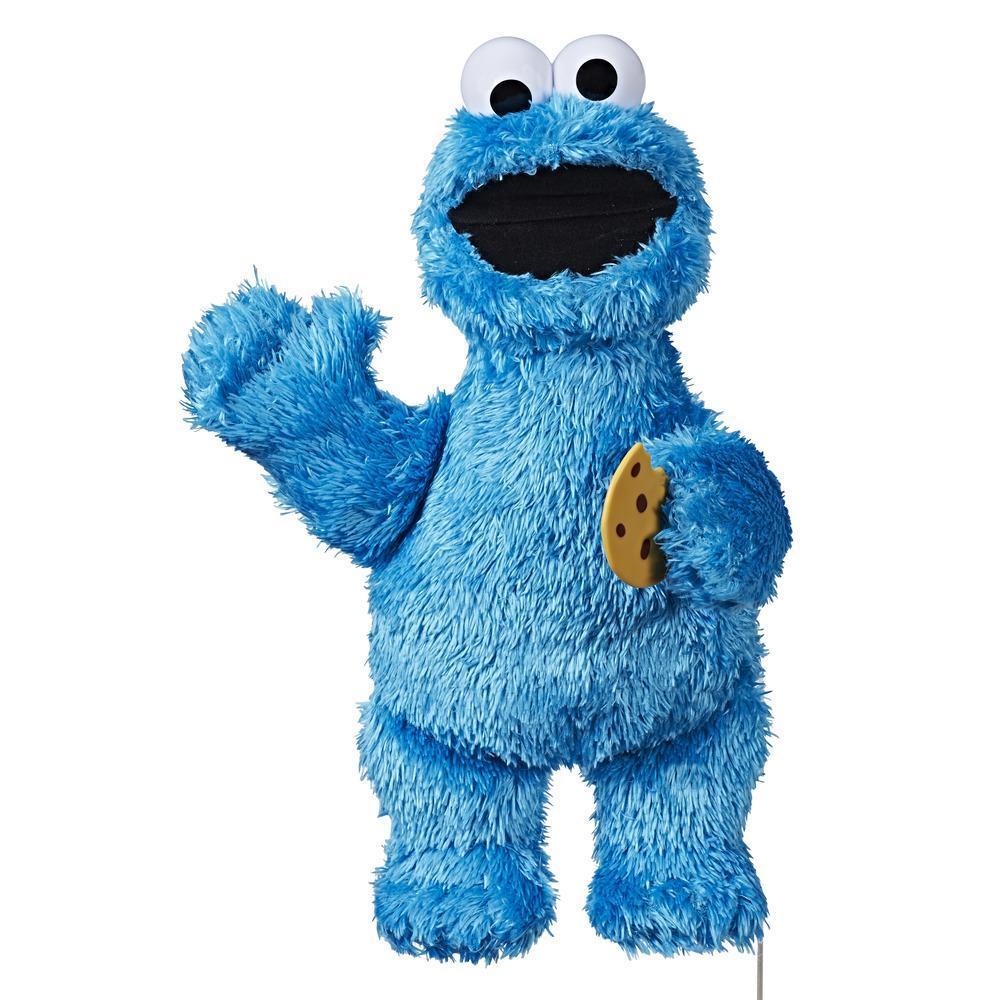 Playskool Friends Sesame Street - Feed Me Cookie Monster