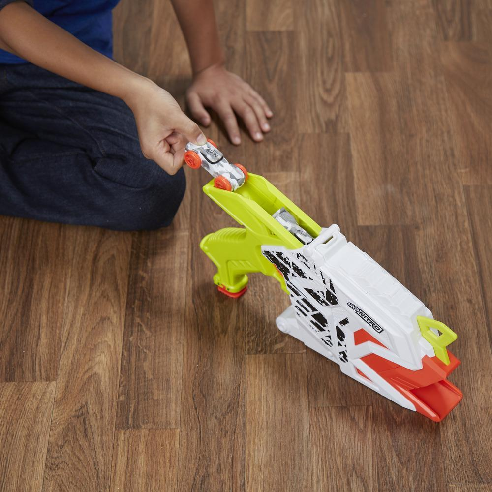 Nerf Nitro - Jeu AeroFury Ramp Rage