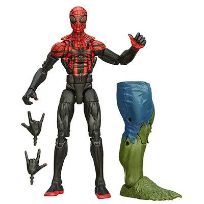 Figurine Marvel : Spiderman noir Comansi  Magasin de Jouets pour Enfants