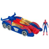 THE AMAZING SPIDER-MAN  MÉGA BOLIDE DE COMBAT