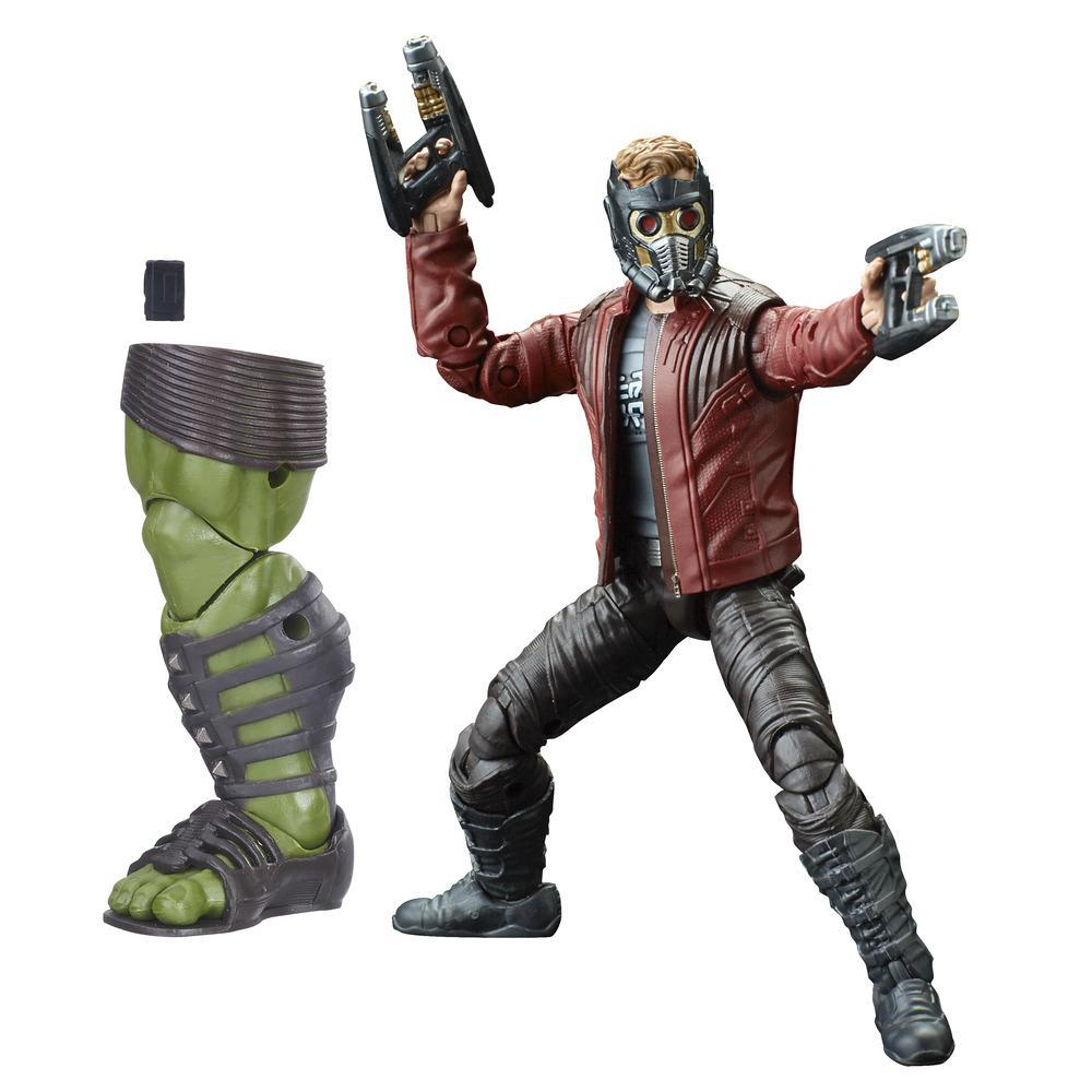 Marvel Best of Legends Series - Figurine Star-Lord de 15 cm