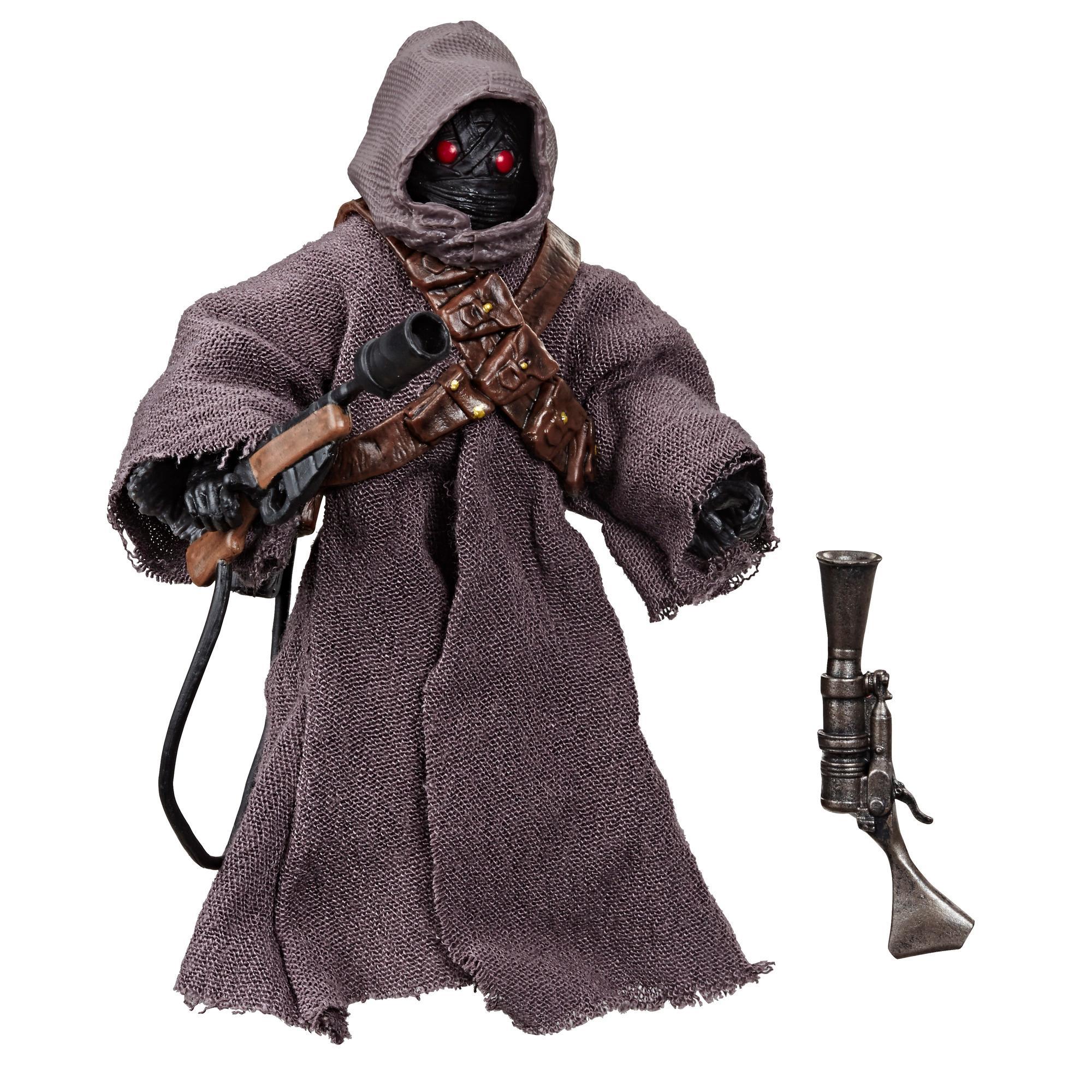 Star Wars The Black Series, figurine articulée de collection de 15 cm, Offworld Jawa, The Mandalorian, à partir de 4 ans