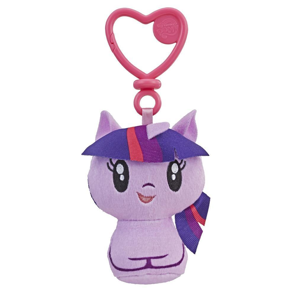 My Little Pony Cutie Mark Crew - Peluche à attacher du poney Twilight Sparkle