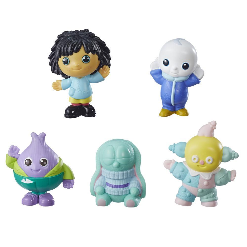 Playskool Moon and Me - Ensemble amicale de 5 figurines