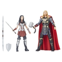 Marvel Studios: The First Ten Years - Thor: Un monde obscur - Thor et Sif