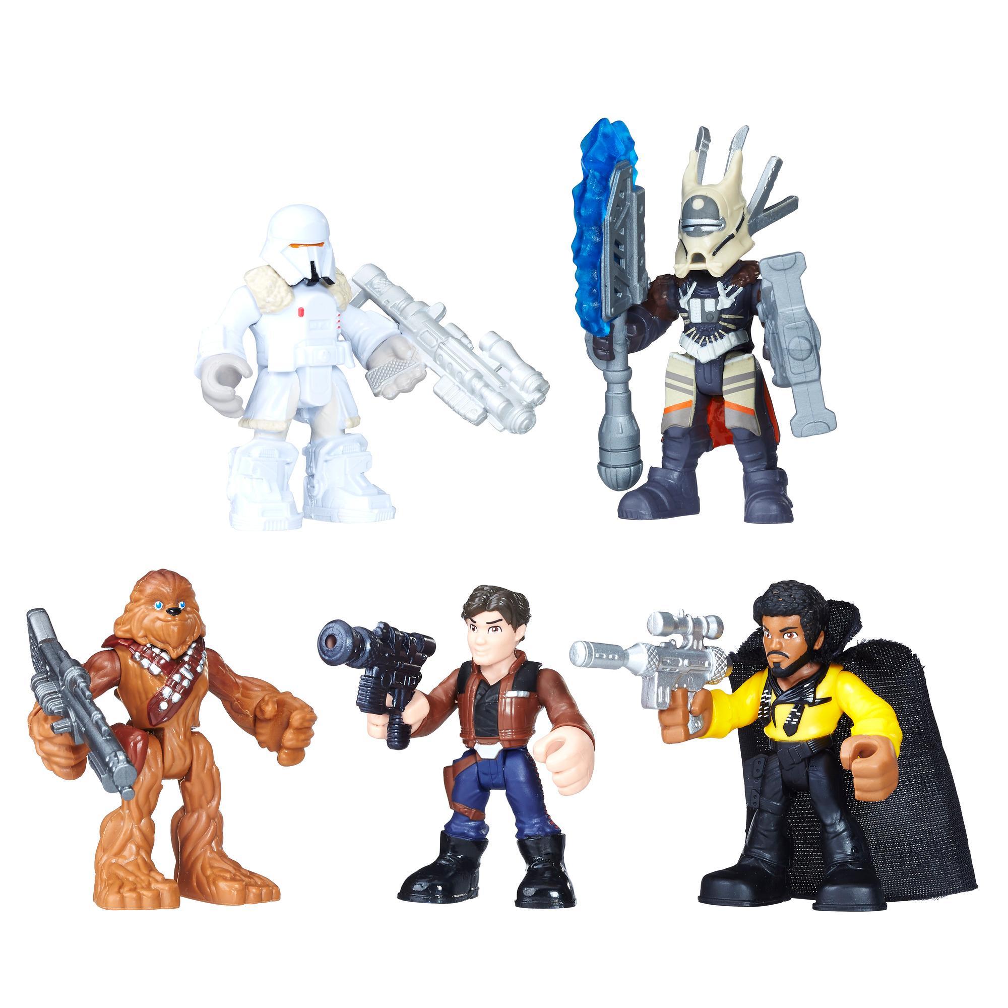 Star Wars Galactic Heroes - Contrebandiers et vauriens