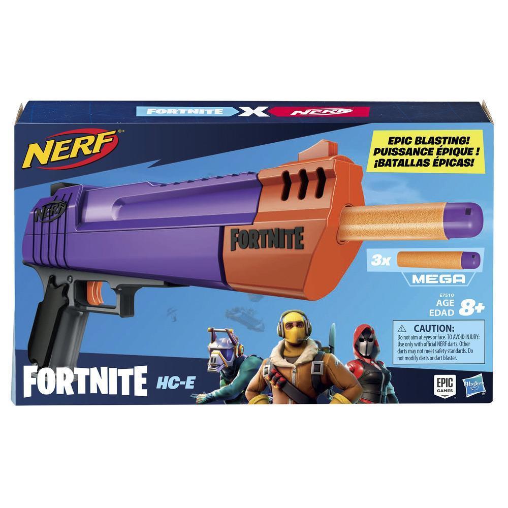 Nerf Fortnite Blaster HC-E