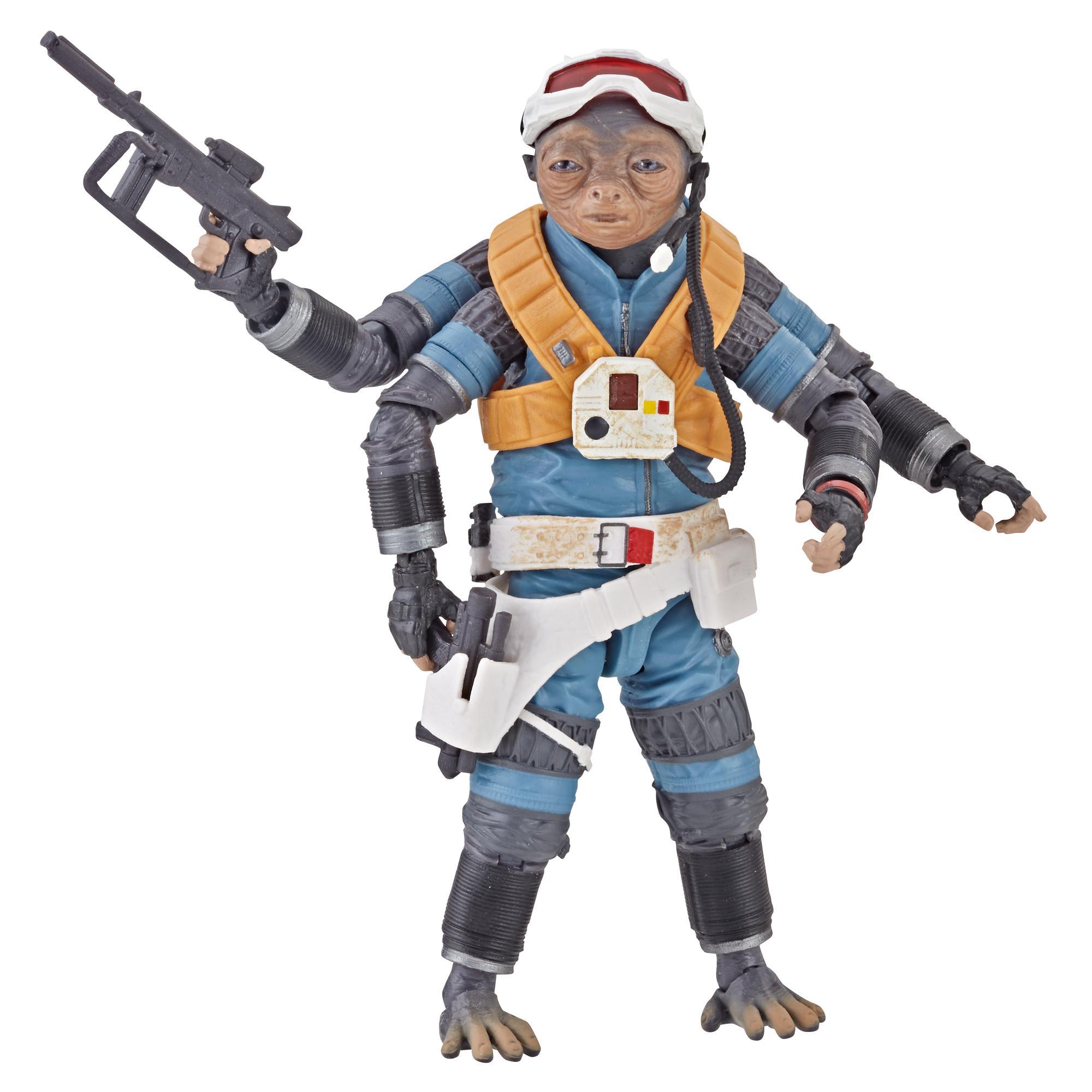 Star Wars Série noire - Figurine Rio Durant de 15 cm