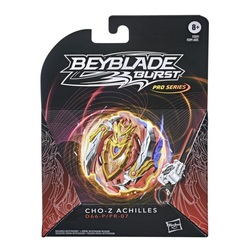 Beyblade Burst Pro Series, Trousse de départ  Cho-Z Achilles